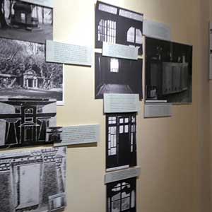 Tagore architecture show at Dacca | Samit Das