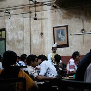 Kolkata Cafe | Samit Das